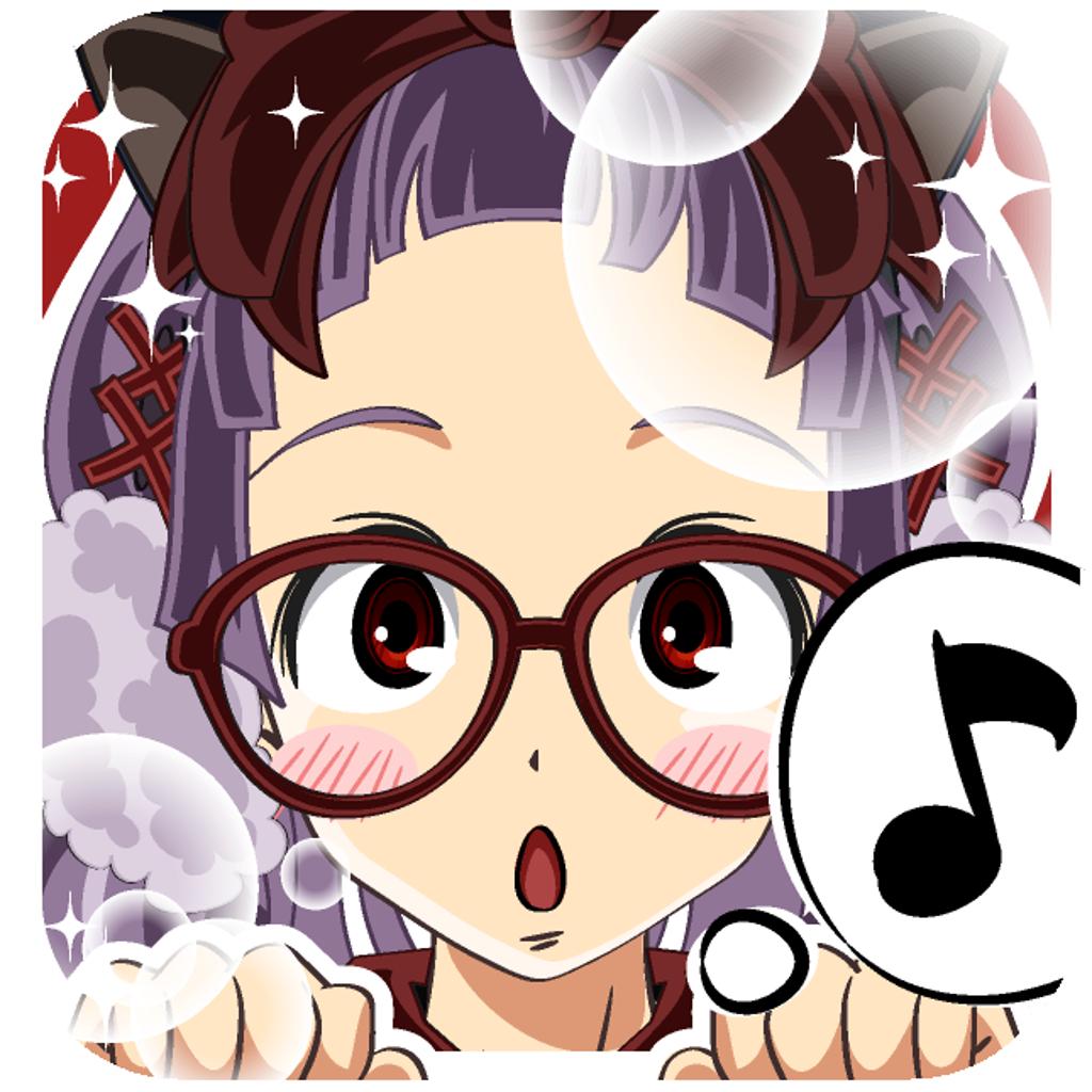 アニメ風アバターメーカー 〜すてきなプロフィールアイコンを!